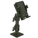 Panavise 15571 PortaGrip Phone Holder with Fixed Pedestal Mount