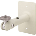 Panavise 899-06W Pass Thru J-Box Standard Mount - White