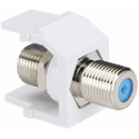 Panduit NKFWH F-Type Keystone Module Feedthru RF Connector