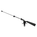 Atlas PB-11XCH - Adjustable Mini Boom - Chrome 2 lb Counterweight