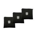 Porta-Brace PB-B93 Set Of 3 9x9 Inch Stuff Sacks