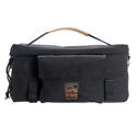Photo of Portabrace ABB-1PRO Air Brush Bag for Professional Makeup Artists - Black