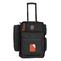Portabrace BK-C200OR Backpack with Wheels for Canon EOS C200 - Rigid Frame - Black