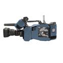 Portabrace CBA-PXWX400 Camera Body Armor for the Sony PXWX400 - Blue
