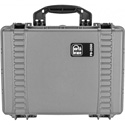 Portabrace PB-2500EP Empty Airtight Hard Case - Medium - Platinum