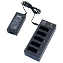 Pliant Technologies PBT-5BAY-01 Tempest 5 Bay Charger