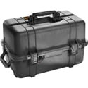Pelican 1460 Case with Pick N Pluck Foam - Black