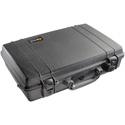 Pelican 1490NF Protector Laptop Case with No Foam - Black