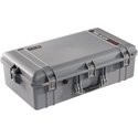 Pelican 1605NF Air Case with No Foam - Silver