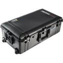 Pelican Air 1615 Wheeled Check-In Air Case with Foam - Black