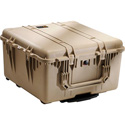 Pelican 1640 Protector Transport Case with Foam - Desert Tan