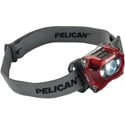 Pelican 2760 Generation 3 289 Lumen LED Headlamp - Red