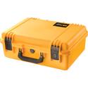 Pelican iM2400-X0000 Storm Laptop Case with No Foam - Yellow