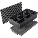 Pelican 1650TPKIT TrekPak Case Divider Kit for 1650 Protector Series Cases