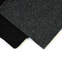 Penn-Elcom M5005-BR Black Indoor/Outdoor Carpeting 6 Foot Width sold by the Linear Yard