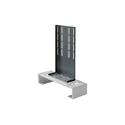 Peerless-AV ACC932 Interface Bracket for DVD Mount to Flat Panel Mounts with VESA
