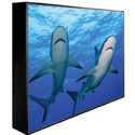 Peerless-AV CL-55PLC68-OB 55 Inch Xtreme Sealed LCD Display - IP68 - No Speakers - Daylight Readable