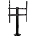 Peerless HP455 Universal Tabletop Swivel Mount for 32-55 Inch Flat Panel TVs