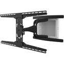 Peerless IM771PU DesignerSeries Articulating Mount with In-Wall Box for 42 to 90 Inch Ultra-Thin Displays