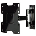 Peerless-AV Paramount PA740 Articulating Wall Arm For 22-43 Inch LCD Screens - Black