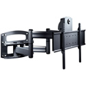 Peerless PLAV70-UNL Universal Articulating Dual Wall Arm for 42 Inch to 95 Inch TV