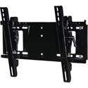 Peerless-AV Paramount PT640 Universal Tilt Wall Mount for 23-46in LCD / LED Screens Black