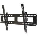 Peerless-AV Paramount PT650 Tilt Wallmount for 32-75 In. LCD/LED Flat Panels Black