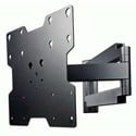 Peerless-AV SA740P 22 To 43 Inch LCD Articulating Wall Mount Black
