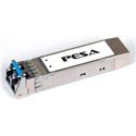 PESA 81901704860 easySFP 3G Dual Fiber Optic Transmitter- Singlemode