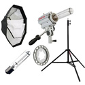 Photoflex 870451 StarLite Kit - Small OctoDome NXT Light Kit