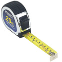 Keson 25ft Powerglide Tape Measure With Metric/Inches Measurement