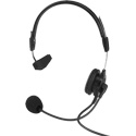 RTS PH-88 Headset with 4 Pin Male and Coiled Cord