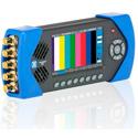 Phabrix SxAES Portable Audio/Video Test Signal Generator with FREE PHSXO-AVD AV Delay Generation Software Preinstalled