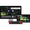 Phabrix PHQX01E-3G Qx 1U 1/2 rack HD/2K Rasterizer - Analyzer with Eye & Jitter Analyzer HD/3G-SDI (includes PHQXO-DATA)