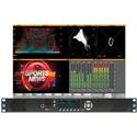 Phabrix PHRX1000AE RX 1000 1RU 4-Channel 3G/HD/SD-SDI Analyzer/Generator w/PHRXM-AE Module