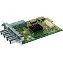 Photo of Phabrix PHRXM-AG Single SDI Input / Single Analyzer / Single SDI Generator Output Module For Rx Rasterizer