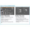 Phabrix PHRXM-DOLBY Dual Dolby Decode Mezzanine Module - Decodes 2x Dolby E-D-Dplus Audio Streams