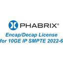 Phabrix PHSXO-IP IP Encap/Decap License for 10GE IP SMPTE 2022-6