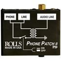 Rolls PI9 Phone Patch II Telephone Audio Interface