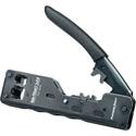 Platinum Tools 12517C Tele-TitanXg 2.0 CAT6A/10Gig Combo 10-Pack (Tool and 10 CAT6a connectors)