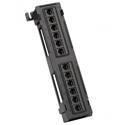 Platinum Tools 650-12C5 12 Port Cat5e Non-Shielded Patch Panel