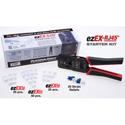 Platinum Tools 90188 ezEX-RJ45 90188 Starter Termination Kit for Cat5/5e - Cat6 - Cat6A - Speeds up to 10Gb