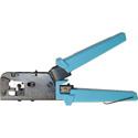 Platinum Tools 100004C EZ-RJ45 Crimp Tool for RJ45 Connectors (Carded Tool)