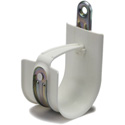 Platinum Tools HPH16-25 1 Inch Standard HPH Size 16 J-Hook - 25 Per Box