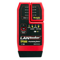 Platinum Tools TP500C LanSeeker Cable Tester Clamshell