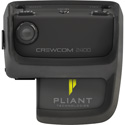 Pliant Technologies CRP-12-2400 CrewCom 2.4GHz 1-Volume/2-Channel Radio Pack for CB2-2400 BaseStation - 2400-2483 MHz