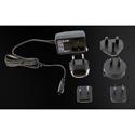 Pliant Technologies PBT-USB-CRP5V CrewCom Multi-Blade Charger - In 100-240V - 50-60Hz; Out 5V