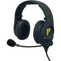 Pliant Technologies PHS-SB210E-DM SmartBoom PRO Dual Ear Headset with Dual 3.5mm Connector