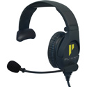 Pliant PHS-SB110E-4F SmartBoom Pro Single-Ear Electret Headset - 4-Pin Female XLR Cable