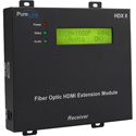 PureLink HDX-II-RX HDMI over 4LC Fiber Extender Receiver